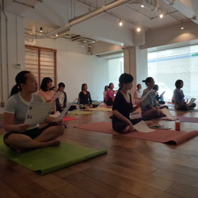 Yoga teacher training in Hawaii and Japan