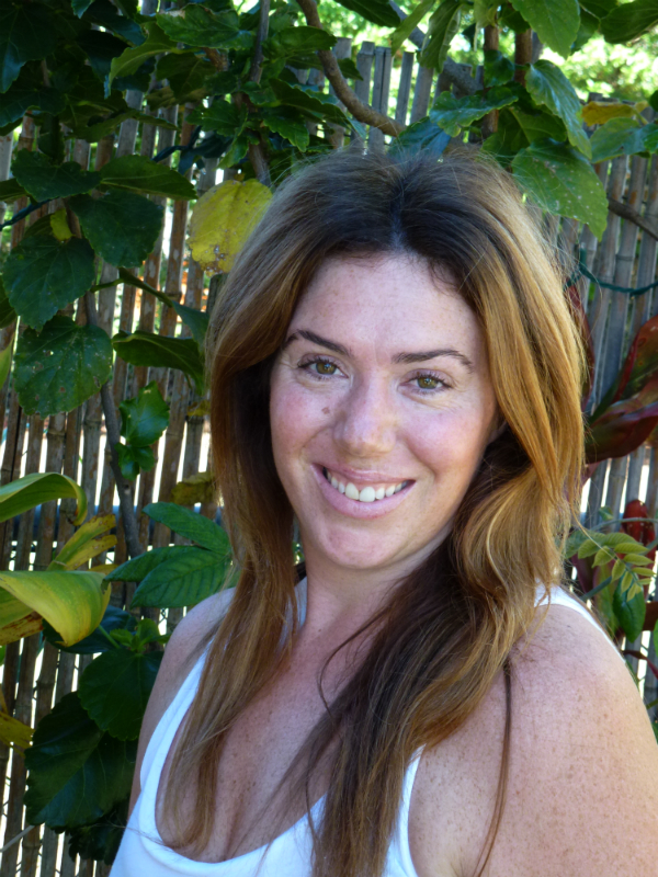 Michelle Kane ~ Maui Yoga Awareness teacher