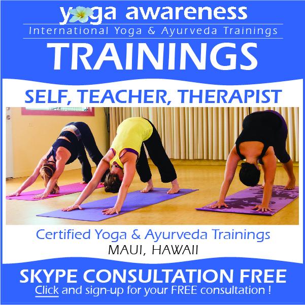 Maui Yoga Student And Teacher Trainings For 2015 Book Now